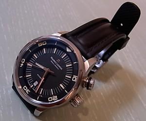 時計ベルトをCAYMANに交換したモーリスラクロアポントス Sダイバー MAURICE LACROIX PONTOS S Diver