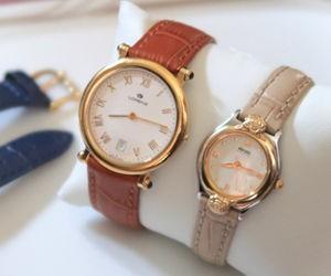 時計ベルトをBOLLEに交換したロレンツクォーツデイト LORENZ Quartz date & ケンゾー クォーツ KENZO Quartz