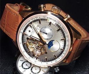 時計ベルトをPLAINに交換したセイコーキネティック プレミア SEIKO5 KINETIC PREMIER