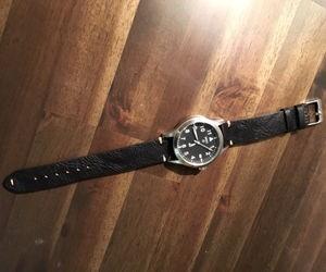 時計ベルトをGRENOBLEに交換したMWC