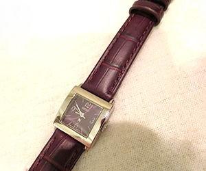 時計ベルトをBOLLEに交換したノイエ クオーツ レディース(SEIKO Noie)