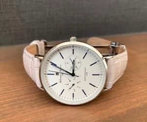 時計ベルトをSAMBAに交換したサルバトーレマーラSM15117-SSWHBL