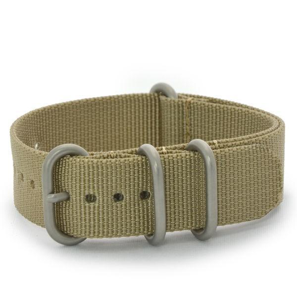 腕時計ベルト バンド 交換 ナイロン 24mm 22mm 20mm CASSIS TYPE NATO RING B1008S02|mano-a-mano|19