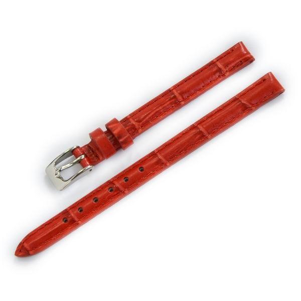 腕時計ベルト バンド レディース 交換 牛革 14mm 13mm CASSIS DONNA Croco Calf D0000312|mano-a-mano|22