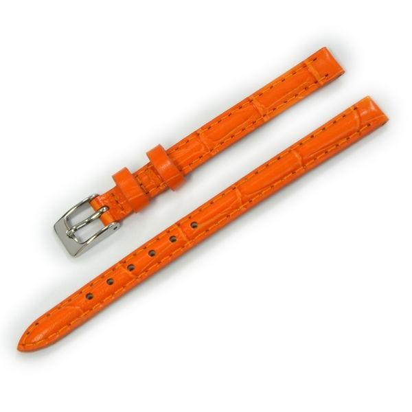 腕時計ベルト バンド レディース 交換 牛革 14mm 13mm CASSIS DONNA Croco Calf D0000312|mano-a-mano|23