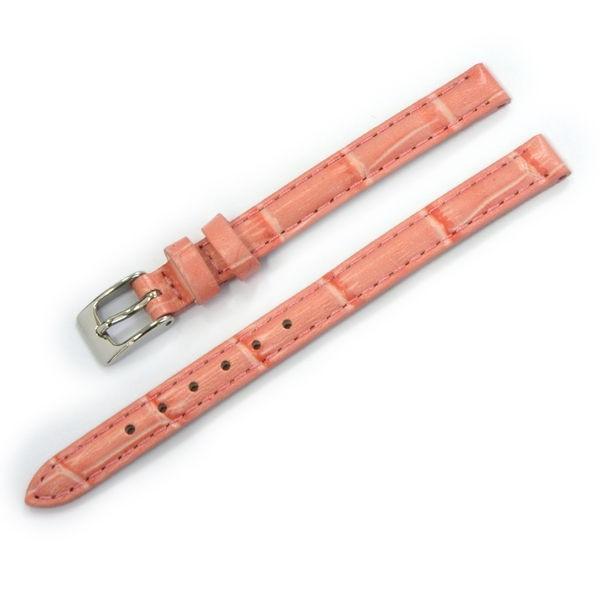 腕時計ベルト バンド レディース 交換 牛革 14mm 13mm CASSIS DONNA Croco Calf D0000312|mano-a-mano|25