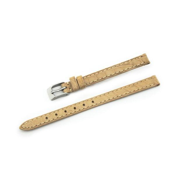 時計 ベルト 腕時計ベルト バンド  アリゲーター ワニ革 CASSIS カシス RIOM matt リオンマツト D0000A68 8mm 10mm 12mm 13mm 14mm 15mm|mano-a-mano|16