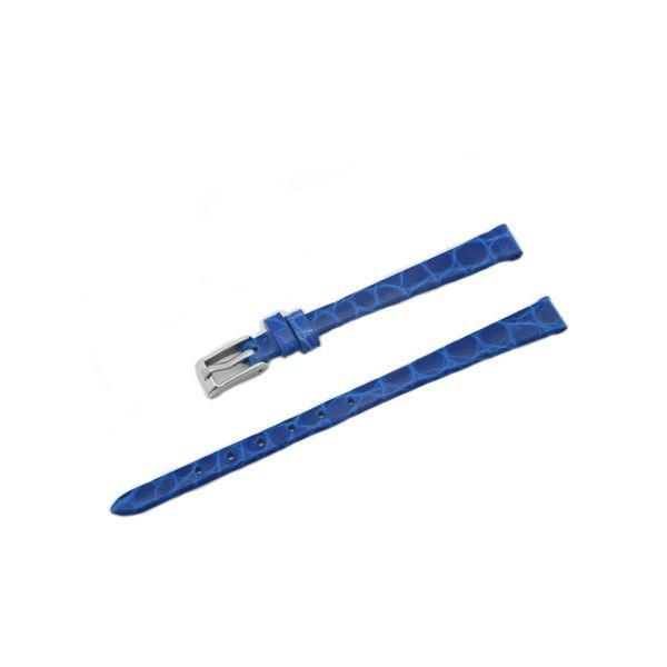腕時計ベルト バンド レディース 交換 ワニ革 16mm 15mm 14mm 13mm CASSIS RIOM shiny D0000B68|mano-a-mano|21