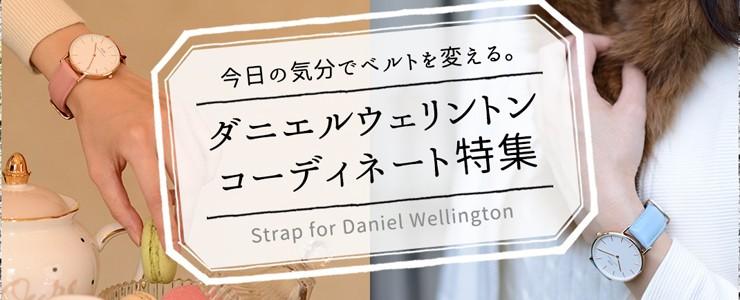 ダニエルウェリントンにぴったりな時計ヘベルト