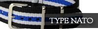 NATO TYPE(おしゃれなリボンベルト)