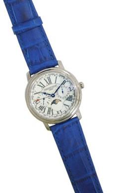 時計ベルトで腕時計に革命を。