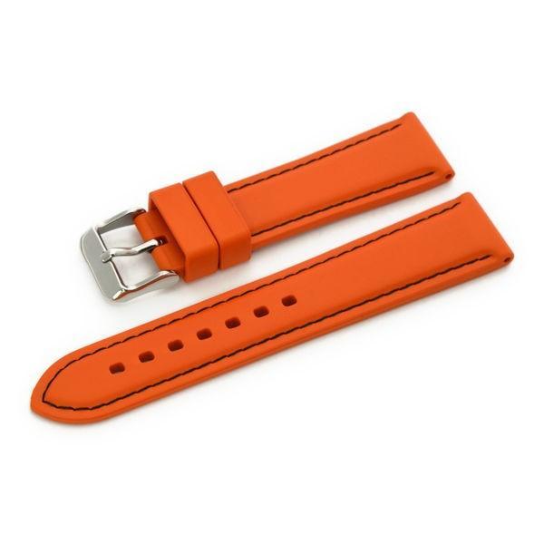 時計 ベルト 腕時計ベルト バンド ラバー 完全防水 CASSIS カシス GAZZO ガッツォ u0000325 20mm|mano-a-mano|13