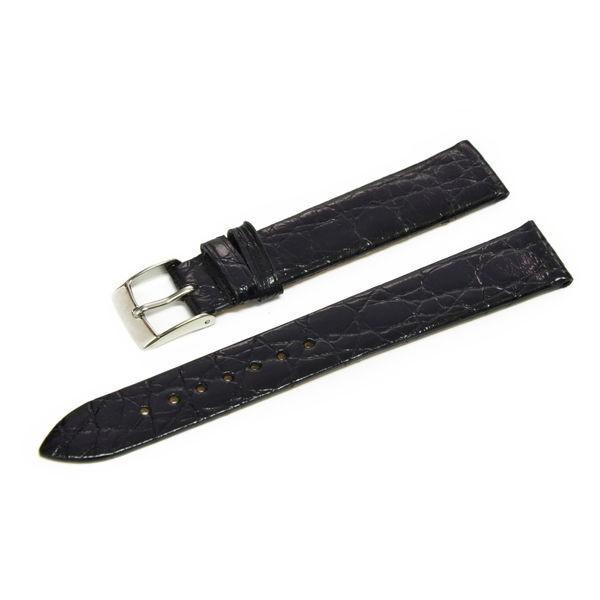 腕時計ベルト バンド 交換 カイマン(ワニ革) 20mm 18mm 16mm CASSIS COLMAR U0000A72|mano-a-mano|17