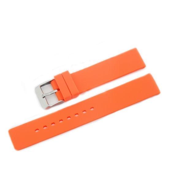 腕時計ベルト バンド 交換 シリコン メンズ 22mm 20mm 18mm CASSIS TROYES U0100465|mano-a-mano|24