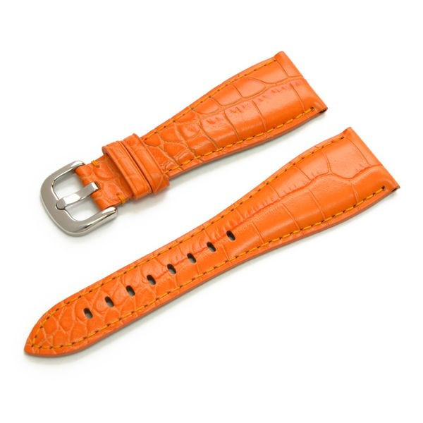 腕時計ベルト バンド 交換 牛革 ガガミラノ(GAGA MILANO) 用 CASSIS TYPE GGM U1003329 mano-a-mano 24