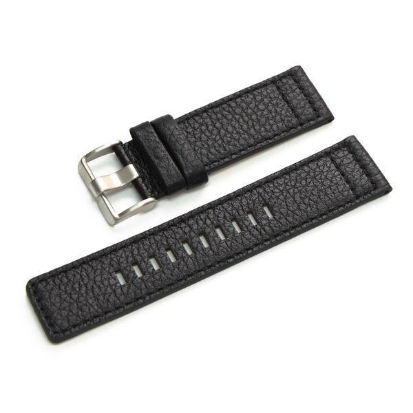 腕時計ベルト バンド 交換 牛革 メンズ 大型 DIESEL 用 24mm CASSIS ROTA U1006226|mano-a-mano|18
