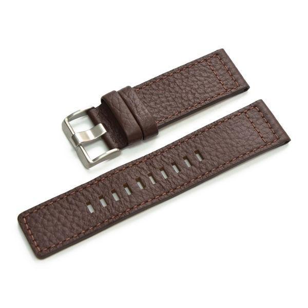 腕時計ベルト バンド 交換 牛革 メンズ 大型 DIESEL 用 24mm CASSIS ROTA U1006226|mano-a-mano|19