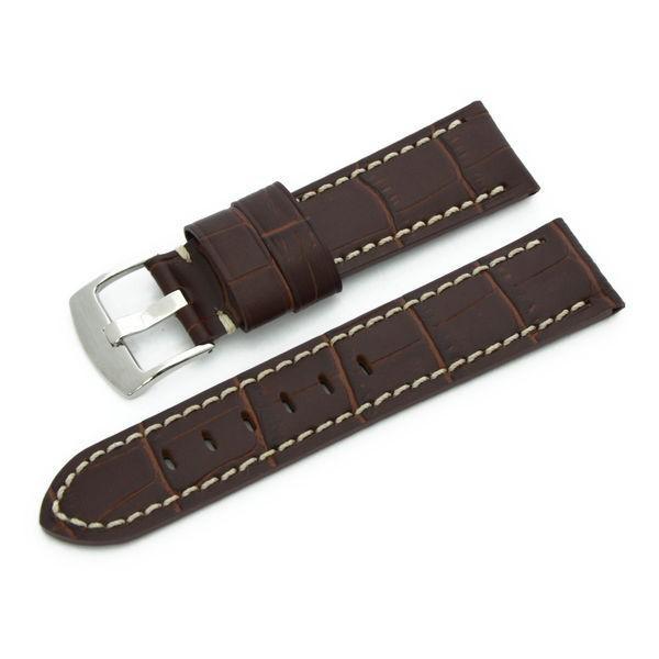 腕時計ベルト バンド 交換 牛革 パネライ用 24mm 22mm CASSIS TYPE PAN U1014008|mano-a-mano|20