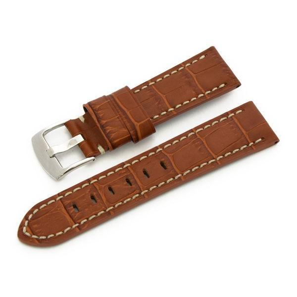 腕時計ベルト バンド 交換 牛革 パネライ用 24mm 22mm CASSIS TYPE PAN U1014008|mano-a-mano|21