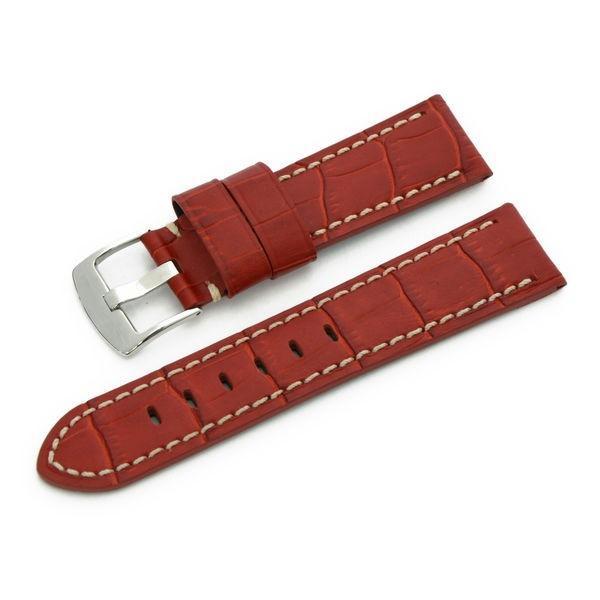 腕時計ベルト バンド 交換 牛革 パネライ用 24mm 22mm CASSIS TYPE PAN U1014008|mano-a-mano|23