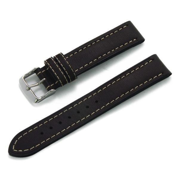 腕時計ベルト バンド 交換 牛革 カーフ 24mm 22mm 20mm 18mm CASSIS NURNBERG U1105087|mano-a-mano|18