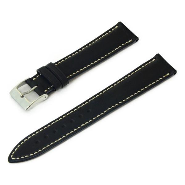 腕時計ベルト バンド 交換 カーフ(牛革) メンズ 20mm 18mm CASSIS STRASBOURG U1129PBA|mano-a-mano|13