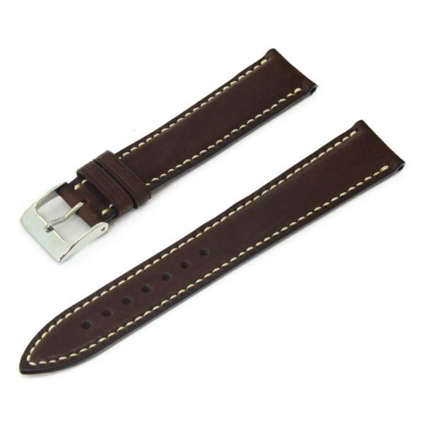 腕時計ベルト バンド 交換 カーフ(牛革) メンズ 20mm 18mm CASSIS STRASBOURG U1129PBA|mano-a-mano|14