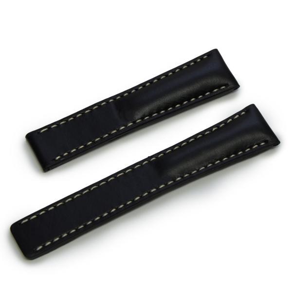 腕時計ベルト バンド 交換 牛革 ブライトリング用 22mm 20mm CASSIS TYPE BRE-D UBBRE001 mano-a-mano 09