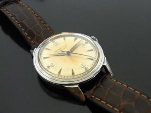 時計ベルトをモレラートのリバプールに交換したTIFFANYアンティーク