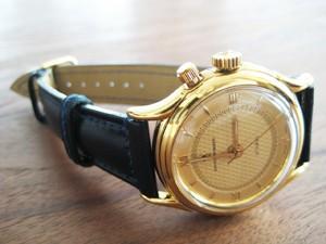 時計ベルトをモレラートのドナテロに交換したレビュートーメンクリケット