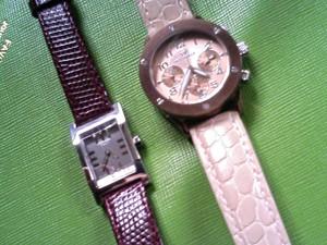 時計ベルトをモレラートのリバプールに交換したフォリフォリクロノグラフ