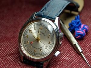 時計ベルトをモレラートのリバプールに交換したGRACE FABLIAU グレースファブリオ