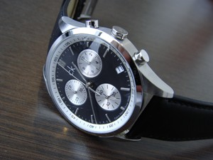 GRAFICに交換したck Calvin Klein Watches - Bold Extension