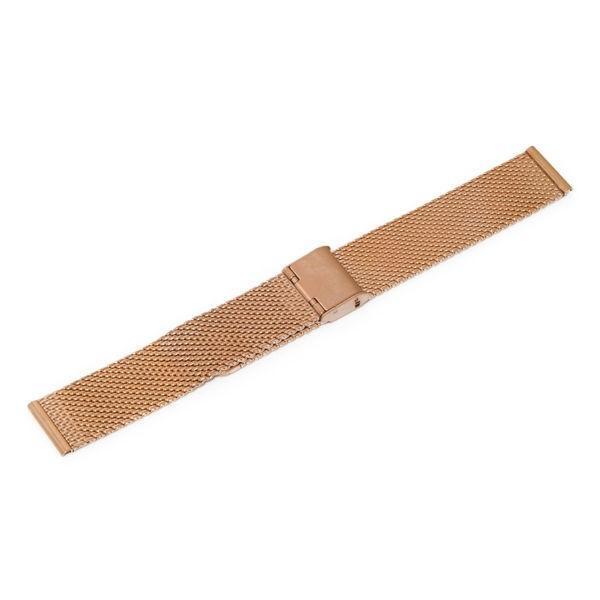 腕時計ベルト バンド 交換 ステンレススチール MORELLATO GEA LUCIDO ROSE GOLD X0545014|mano-a-mano|17