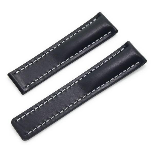 腕時計ベルト バンド 交換 牛革 メンズ 24mm 22mm CASSIS TYPE BRE 2 D X1112087|mano-a-mano|12