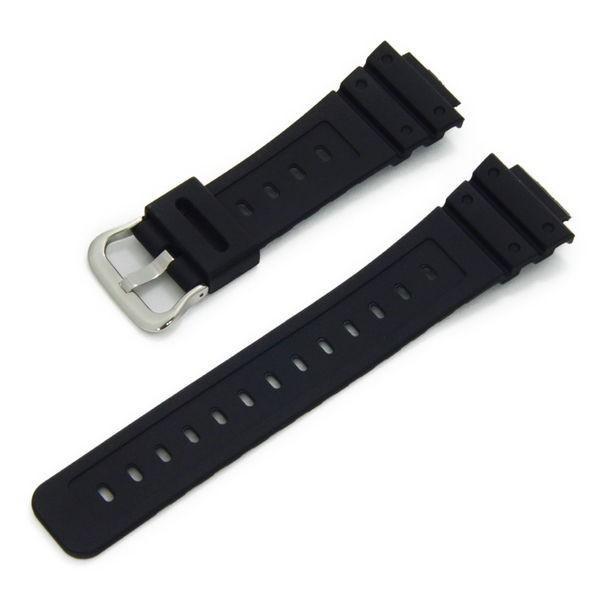 腕時計ベルト バンド 交換 シリコン カシオ G-Shock用 16mm CASSIS TYPE GSK X1117465 mano-a-mano 17