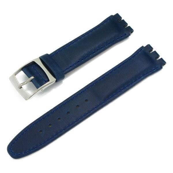 腕時計ベルト バンド 交換 牛革 スウォッチ腕時計用 17mm 20mm CASSIS TYPE SWT X1118840|mano-a-mano|13