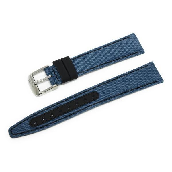 腕時計ベルト バンド 交換 ファブリック 22mm 20mm 18mm MORELLATO BOATING X4911C19|mano-a-mano|20