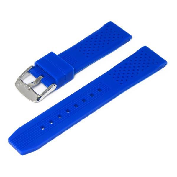 腕時計ベルト バンド 交換 シリコン メンズ 完全防水 22mm 20mm MORELLATO SILE X4983187|mano-a-mano|21