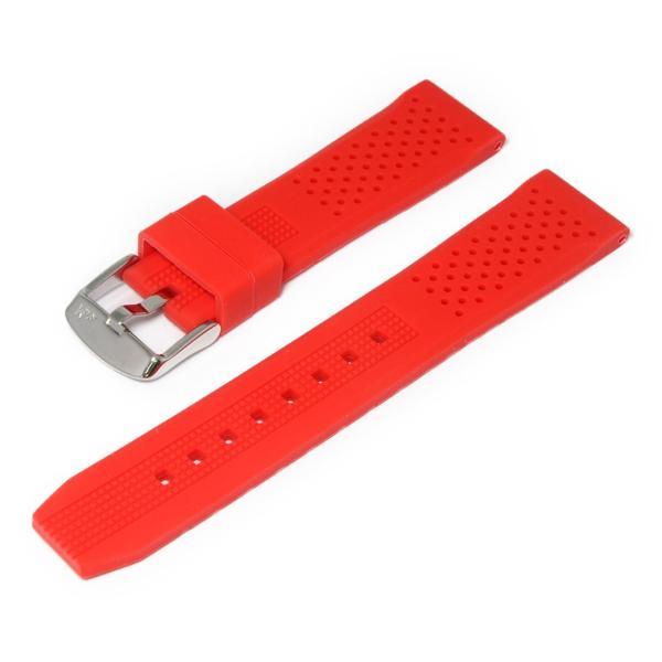 腕時計ベルト バンド 交換 シリコン メンズ 完全防水 22mm 20mm MORELLATO SILE X4983187|mano-a-mano|23