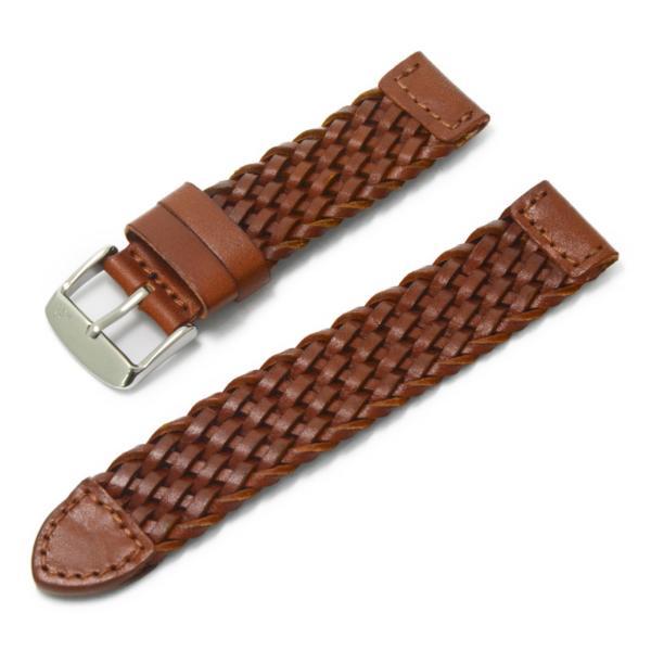 腕時計ベルト バンド 交換 牛革 メンズ ビンテージ 22mm 20mm MORELLATO TURNER X5334C92|mano-a-mano|20