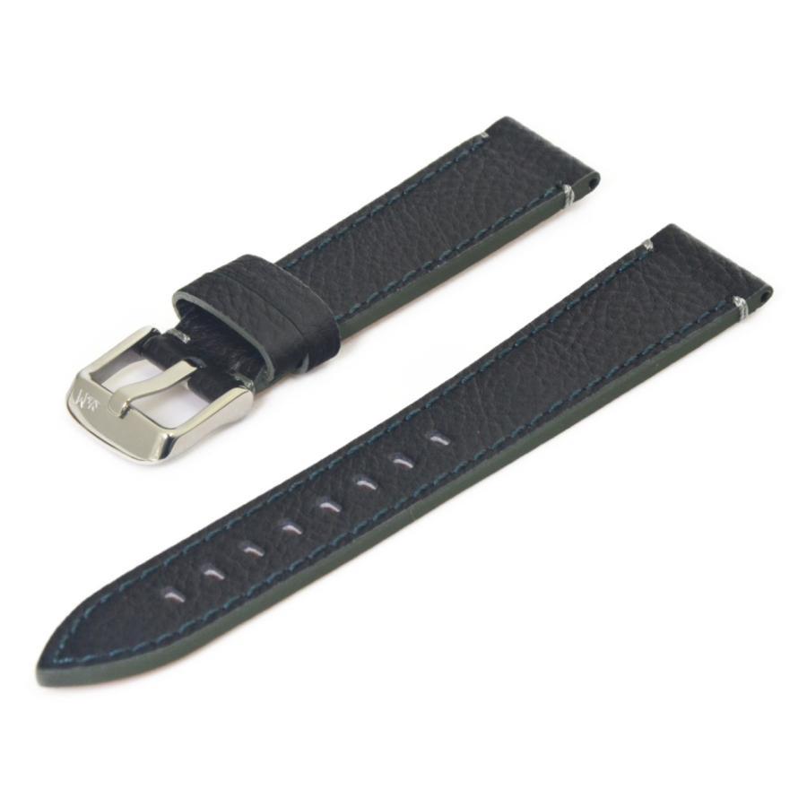腕時計ベルト バンド 交換 カーフ 24mm 22mm 20mm 18mm MORELLATO PARAGLIDING X5394D14|mano-a-mano|19