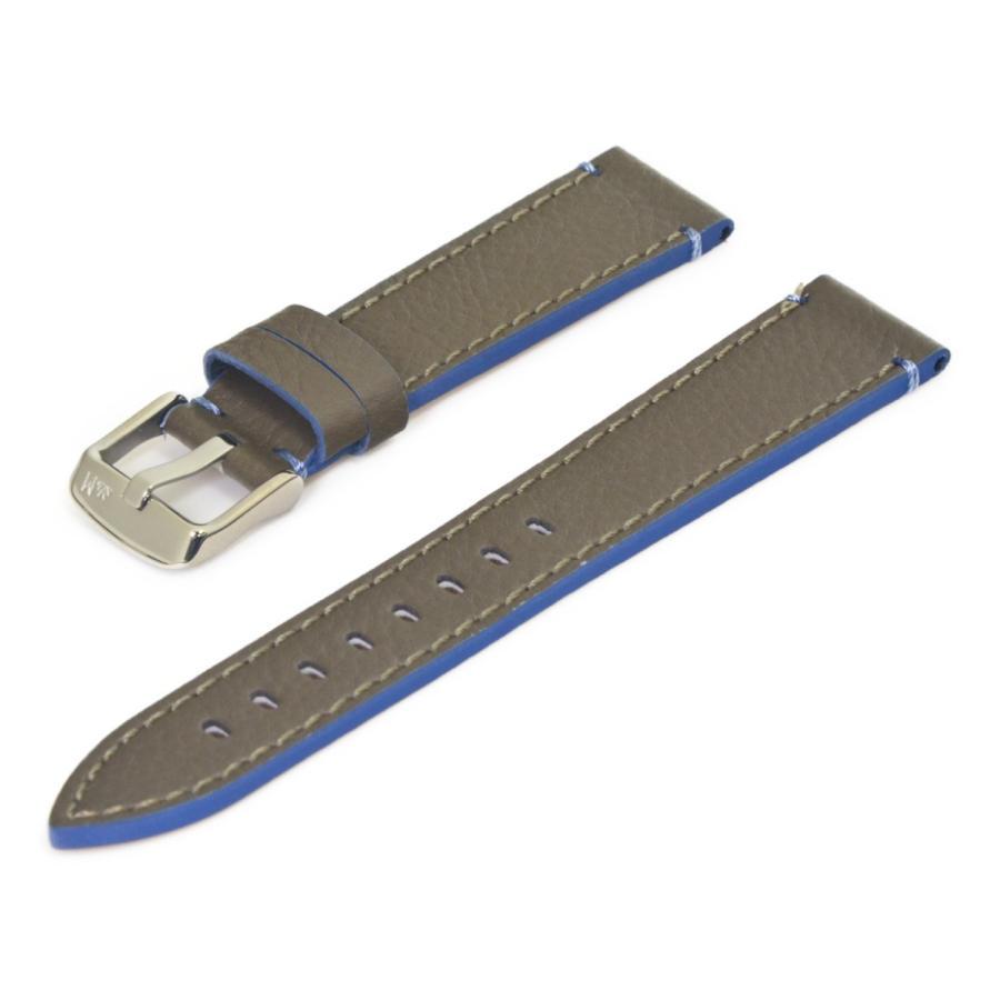 腕時計ベルト バンド 交換 カーフ 24mm 22mm 20mm 18mm MORELLATO PARAGLIDING X5394D14|mano-a-mano|20