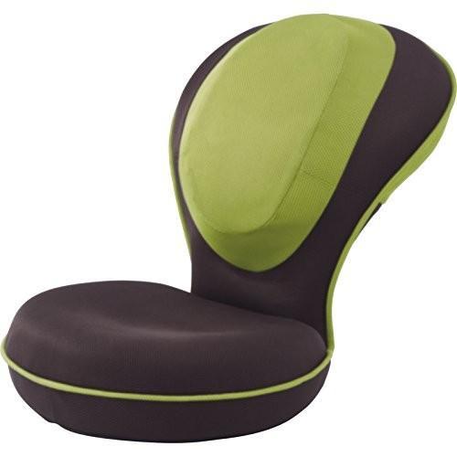 座椅子 リクライニング おしゃれ 腰痛 骨盤 背筋がGUUUN美姿勢座椅子 モフモフベージュ maone 03