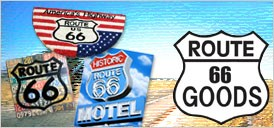 ROUTE66グッズ