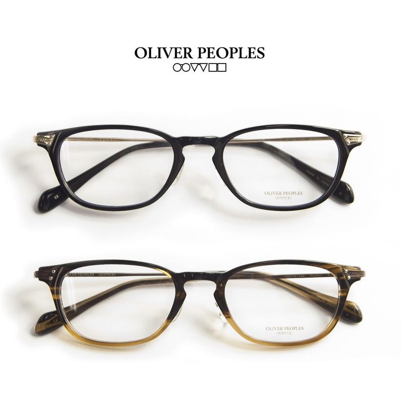 OLIVER PEOPLES/オリバーピープルズ /HADLEY/スクエアウェリントンメガネ/度付きメガネ/伊達メガネ