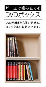 DVD収納ボックス