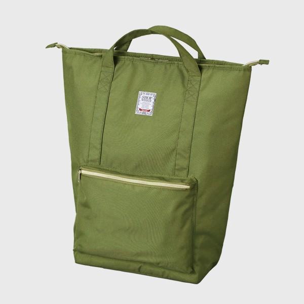保冷リュック 保冷バッグ リュックサック 大容量 買い物 2WAY 手提げ トートバッグ おしゃれ がま口|mariamaria|19