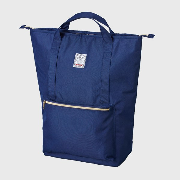 保冷リュック 保冷バッグ リュックサック 大容量 買い物 2WAY 手提げ トートバッグ おしゃれ がま口|mariamaria|18