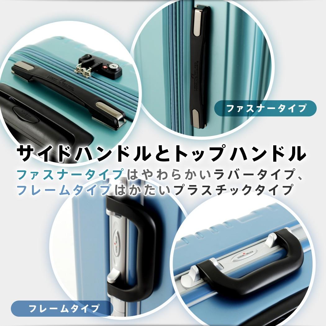 スーツケース 5022 サイドハンドル&トップハンドル